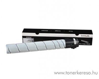 Lexmark MX910/MX911 eredeti black toner 64G0H00