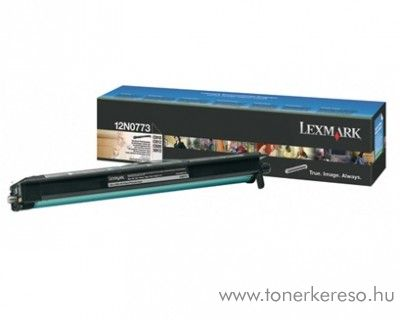 Lexmark 12N0773 fekete drum Lexmark C912DN Color Laser Printer lézernyomtatóhoz