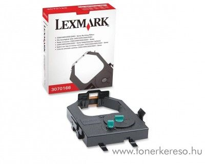 Lexmark 2380/2490 eredeti fekete festékszalag 3070166 Lexmark Forms Printer 2480 mátrixnyomtatóhoz