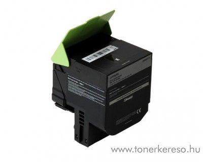 Lexmark C2132/XC2130 eredeti black toner 24B6011 Lexmark  XC2130 lézernyomtatóhoz