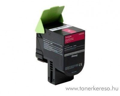 Lexmark C2132/XC2130 eredeti magenta toner 24B6009