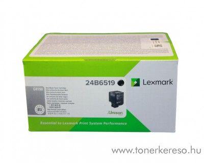 Lexmark C4150 eredeti black toner 24B6519 Lexmark C4150  lézernyomtatóhoz