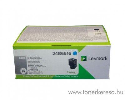 Lexmark C4150 eredeti cyan toner 24B6516