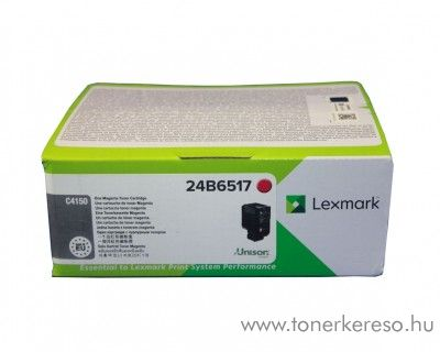 Lexmark C4150 eredeti magenta toner 24B6517
