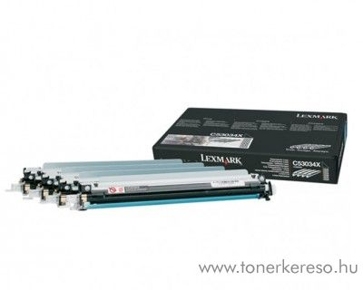 Lexmark C52x/53x eredeti drum kit C53034X Lexmark C530 lézernyomtatóhoz