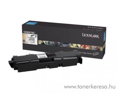 Lexmark C935 eredeti waste toner C930X76G Lexmark C935dtn lézernyomtatóhoz