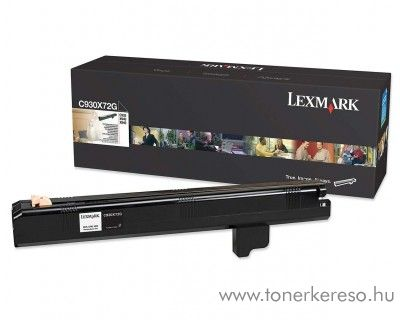 Lexmark C935/X94x eredeti fekete black drum C930X72G Lexmark C935hdn lézernyomtatóhoz