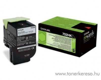 Lexmark CS310/410/510 eredeti black toner 70C2HK0 Lexmark CS410n lézernyomtatóhoz