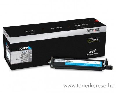 Lexmark CS310/410/510 eredeti cyan developer 70C0D20