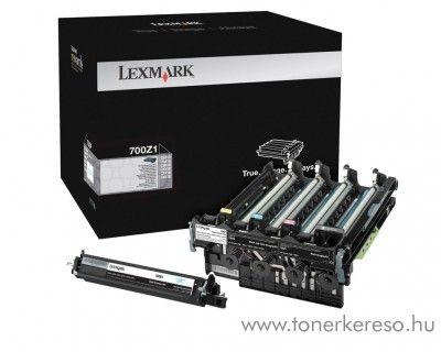 Lexmark CX310/410/510 eredeti black drum 70C0Z10 Lexmark CX510de lézernyomtatóhoz