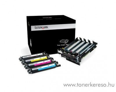 Lexmark CX310n/CX410e eredeti Bk+CMY drum kit 70C0Z50 Lexmark CX410de lézernyomtatóhoz