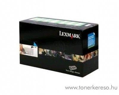 Lexmark CX622/CX625 eredeti black toner 78C2UKE