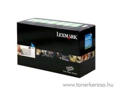 Lexmark CX622/CX625 eredeti cyan toner 78C2UCE Lexmark CX622ade lézernyomtatóhoz