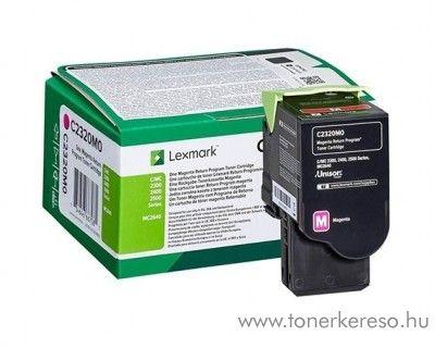 Lexmark MC2640/C2425dw/C2535dw eredeti magenta toner C2320M0 Lexmark C2535dw lézernyomtatóhoz