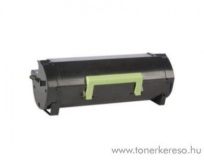 Lexmark MX510(602x) eredeti black toner 60F2X00