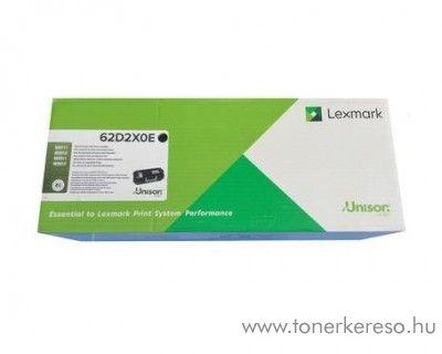 Lexmark MX711de/MX810de eredeti black toner 62D2X0E Lexmark MX711dhe lézernyomtatóhoz