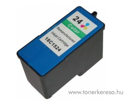Lexmark no. 24 kompatibilis tintapatron GILX24