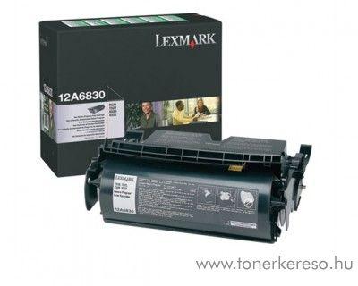 Lexmark Toner 12A6830 Lexmark Optra T520 lézernyomtatóhoz