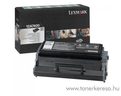 Lexmark Toner 12A7400 Lexmark E323 lézernyomtatóhoz