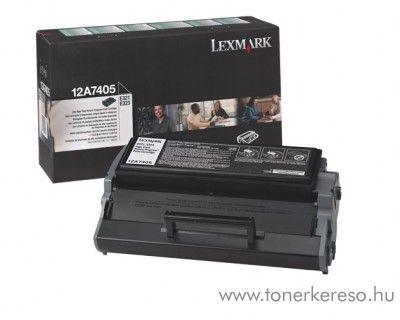 Lexmark Toner 12A7405 Lexmark E323 lézernyomtatóhoz