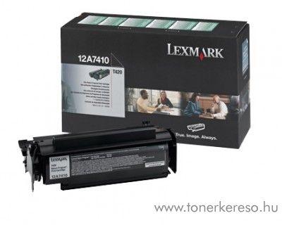 Lexmark Toner 12A7410 Lexmark T420D lézernyomtatóhoz