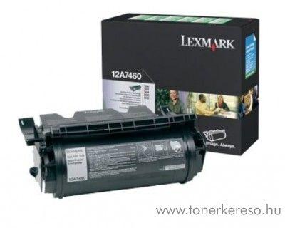 Lexmark Toner 12A7460 Lexmark T630 lézernyomtatóhoz