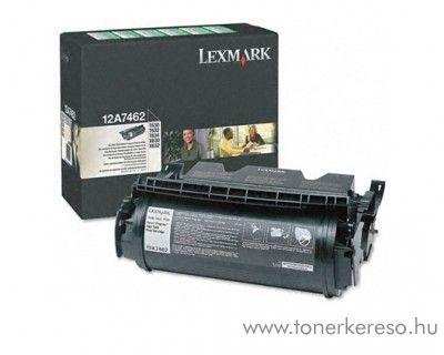 Lexmark Toner 12A7462 Lexmark T632DTNF lézernyomtatóhoz