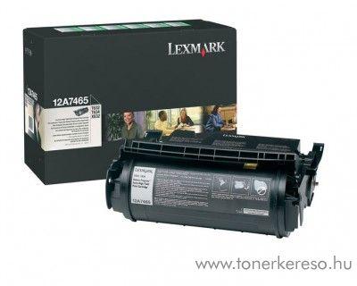 Lexmark Toner 12A7465