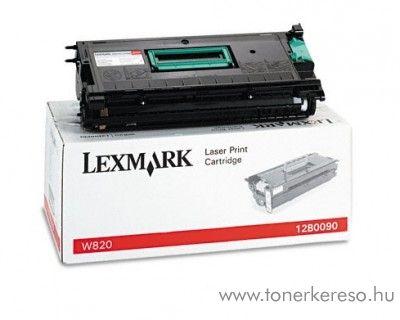Lexmark Toner 12B0090 Lexmark Optra W820DN lézernyomtatóhoz