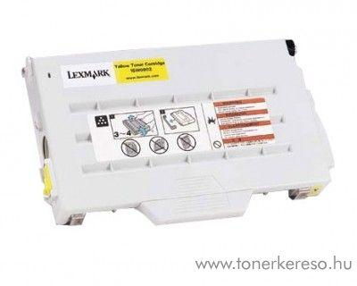 Lexmark Toner 15W0902 yellow Lexmark Optra Color C720DN lézernyomtatóhoz