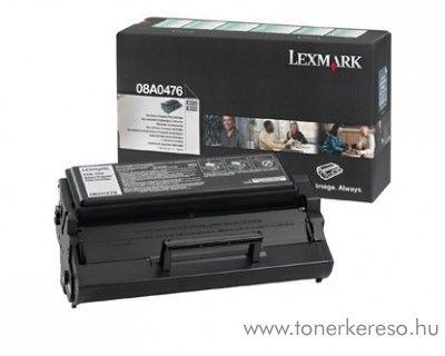 Lexmark Toner 8A0476 Lexmark E320 lézernyomtatóhoz