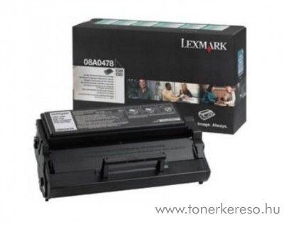 Lexmark Toner 8A0478 Lexmark E320 lézernyomtatóhoz