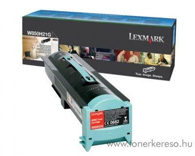 Lexmark W850 eredeti fekete toner W850H21G Lexmark W850n lézernyomtatóhoz