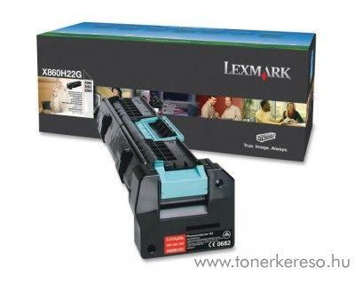 Lexmark X860/862/864 eredeti black drum X860H22G Lexmark X860de 3 lézernyomtatóhoz