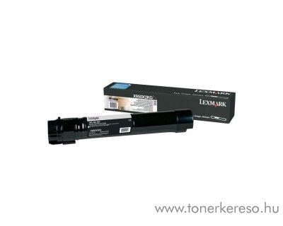 Lexmark X952de/X954de eredeti black toner X950X2KG Lexmark X952de lézernyomtatóhoz