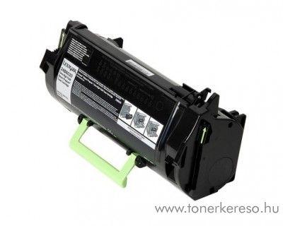 Lexmark XM7155/XM7170 eredeti black toner 24B6020 Lexmark XM7155 fénymásolóhoz