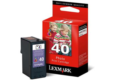 Lexmark tintapatron 18Y0340E Lexmark X9350 tintasugaras nyomtatóhoz