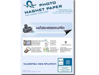Mágnespapír A4 3db-os csomag
