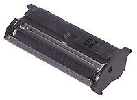 Minolta QMS 2200 toner Fekete (6000 oldal) Minolta QMS 2200 lézernyomtatóhoz