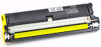 Minolta QMS 2300 toner Yellow (1500 oldal)