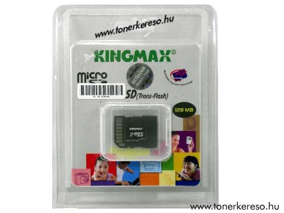 MicroSD KINGMAX 128MB