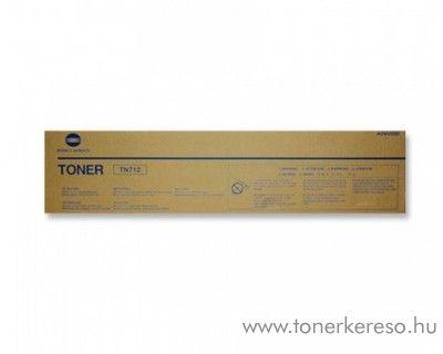 Minolta Bizhub 654/754 (TN712) eredeti black toner A3VU050