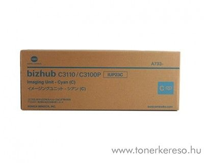 Minolta Bizhub C3110 (IUP23C) eredeti cyan drum A7330KH