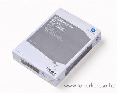 MINOLTA Fénymásolópapír Standard A/4 80 gr 500 lap/csomag