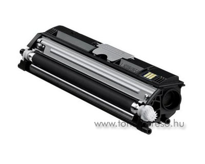 Minolta MC1600 toner fekete Minolta Magicolor 1650EN lézernyomtatóhoz