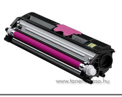 Minolta MC1600 toner magenta Minolta Magicolor 1650MF lézernyomtatóhoz