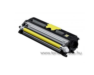 Minolta MC1600 toner yellow