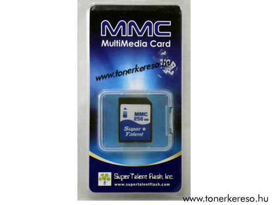 MMC Super Talent 256 MB