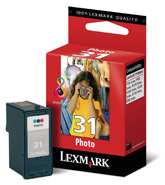 Lexmark tintapatron 18C0031 Lexmark X2500 tintasugaras nyomtatóhoz