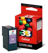 Lexmark tintapatron 18C0033 Lexmark X7170 tintasugaras nyomtatóhoz